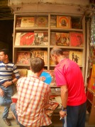 Kolkata Street Stall (India)