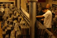 Vinyl Exchange Inside