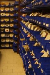 Attic Records Inside