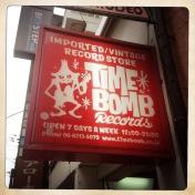 Time Bomb, Osaka
